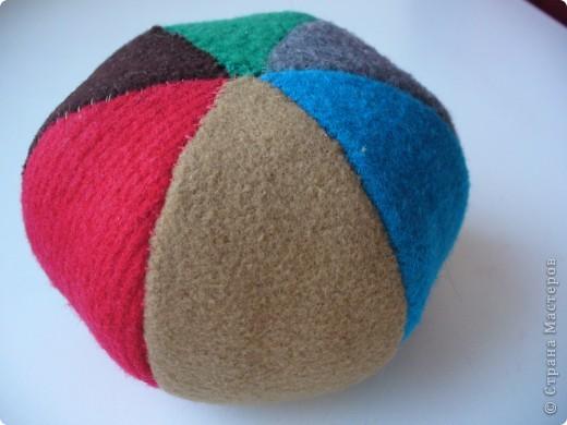 """Все мячики, которые я сделала в школу для проекта """"Мячу все возрасту покорны?!"""" фото 9"""