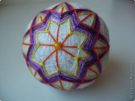 """Все мячики, которые я сделала в школу для проекта """"Мячу все возрасту покорны?!"""" фото 14"""