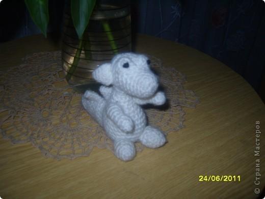 В нашей семье появился маленький белый дракон. Зовут Беляночка фото 3