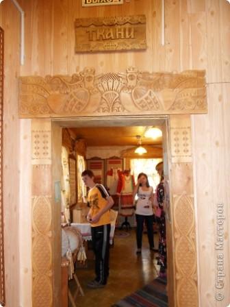 Дом Мастеров! Дом народных промыслов Калужской области. В таком домике расположен музей народного творчества. фото 33