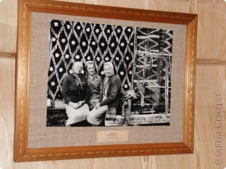 """Этот зал называется """"Ткани"""". Здесь мы нашли народные куклы Калужской области. фото 6"""