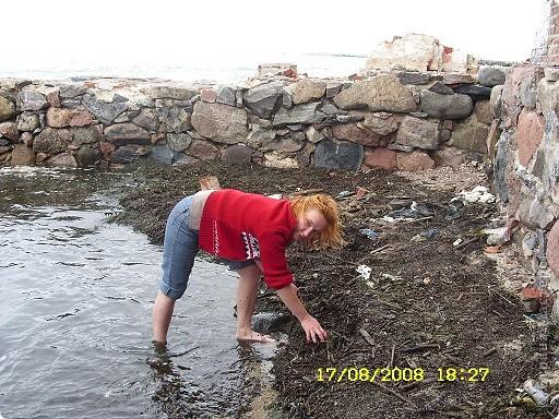 Три года назад мы были в гостях на Балтийском море фото 2