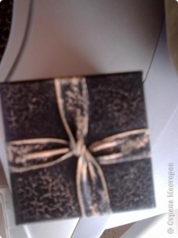 идея оформления подарочной коробочки фото 4