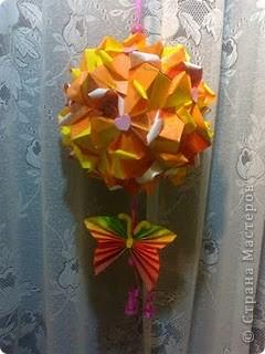 MK  -   http://kusudama.me/#/Spikes/Tulip/tul1 фото 1