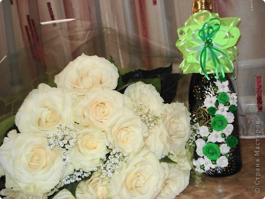 Зелёная свадьба!!!! фото 2