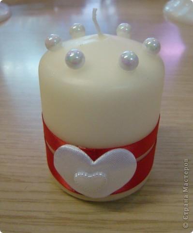 Свечи ко дню Влюбленных=) фото 2