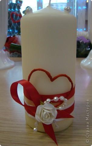 Свечи ко дню Влюбленных=) фото 5