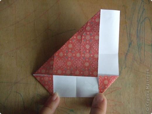 А это уже с оформлением и из другой бумаги,2х сторонней фото 10