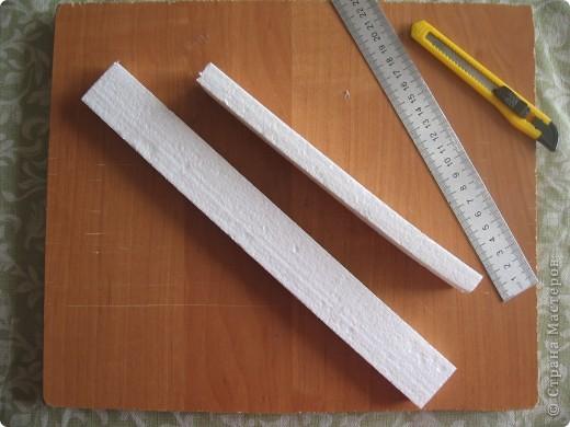Рамочка делается очень просто, может быть пригодится кому-нибудь на заметку. фото 2