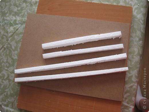 Рамочка делается очень просто, может быть пригодится кому-нибудь на заметку. фото 3