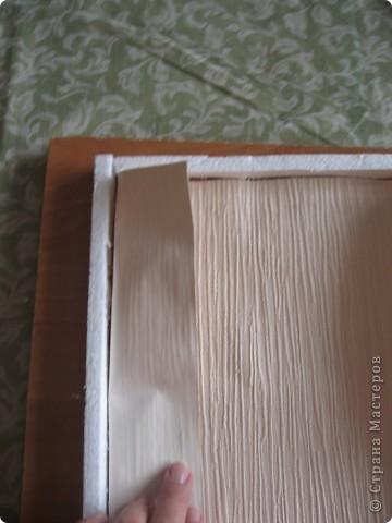 Рамочка делается очень просто, может быть пригодится кому-нибудь на заметку. фото 4