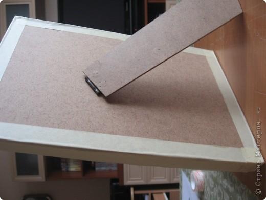 Рамочка делается очень просто, может быть пригодится кому-нибудь на заметку. фото 11