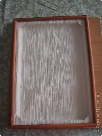 Рамочка делается очень просто, может быть пригодится кому-нибудь на заметку. фото 12