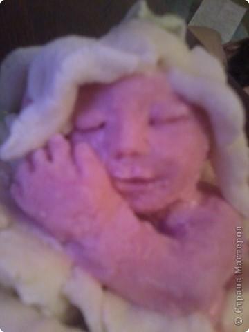 малыш по МК Ларисы Ивановой за что ей большое спасибо!!! фото 2