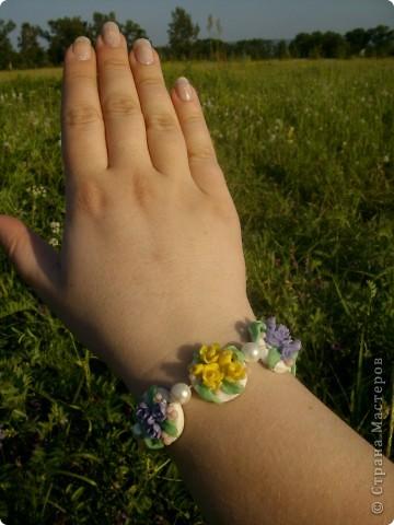 """Сегодня я ходила """"выгуливать"""" свои поделки! это вот я иду! ))) фото 13"""