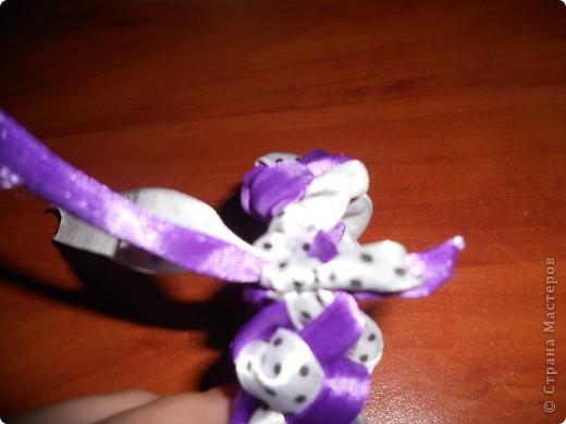 Мастер классов по плетению таких фенечек не мало но мне захотелось сделать свой фото 9