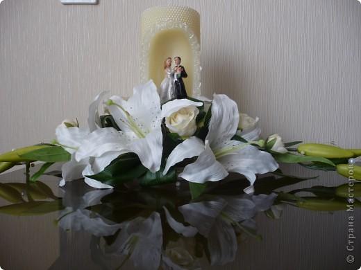 Свадебные аксессуары:ларец, семейный очаг... фото 6