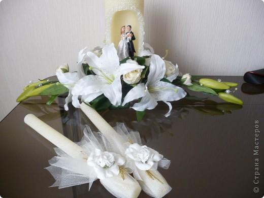 Свадебные аксессуары:ларец, семейный очаг... фото 5