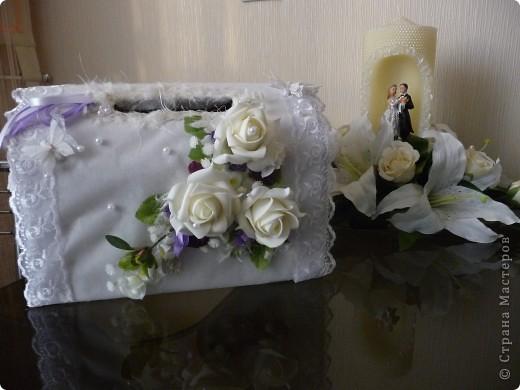 Свадебные аксессуары:ларец, семейный очаг... фото 2