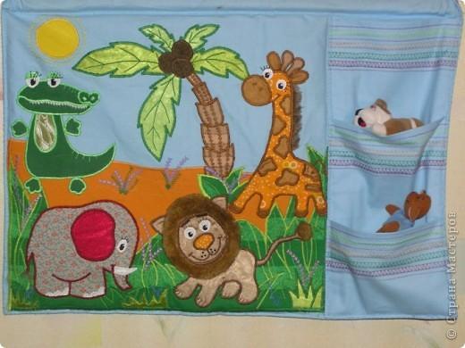 Африканский коврик