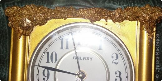 Часы декорировала для брата фото 4