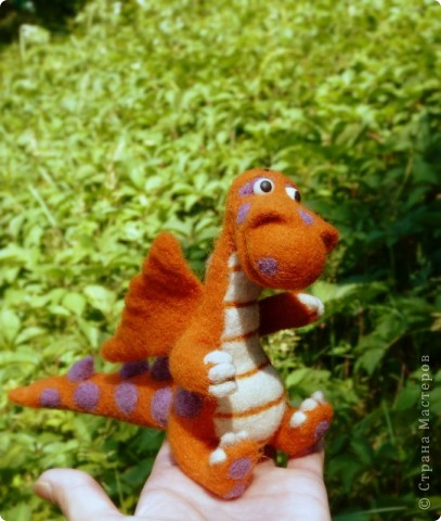 Щенок Джеки,  дракошка и енотик фото 9