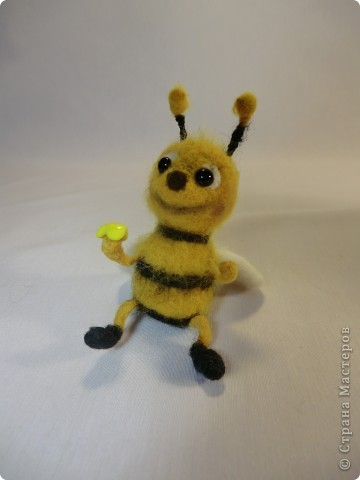 Мишка Топтышка, мед и Пчёлка фото 4