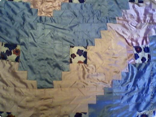 Лоскутное одеяло фото 4