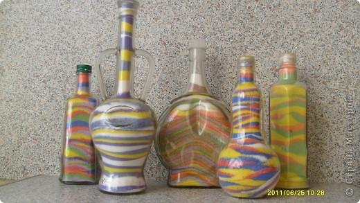 Вот такие бутылочки у меня насолились фото 1