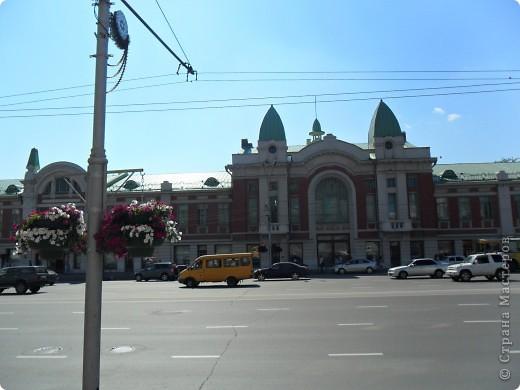 Часы на Красном проспекте. фото 2