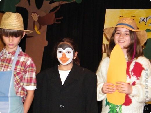 Детский боди-арт и выступление дочкиной театральной группы фото 15