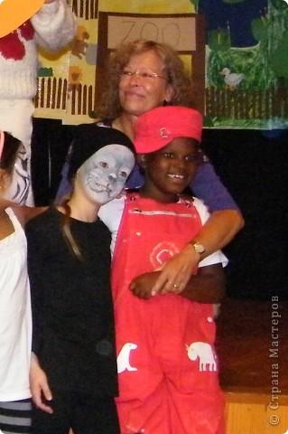 Детский боди-арт и выступление дочкиной театральной группы фото 13