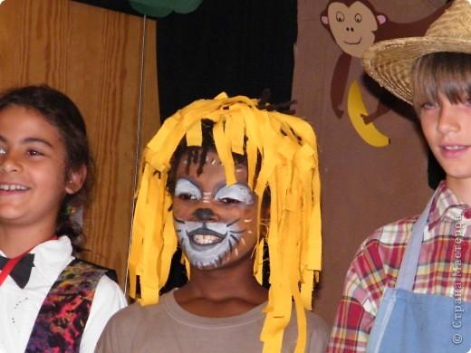 Детский боди-арт и выступление дочкиной театральной группы фото 12