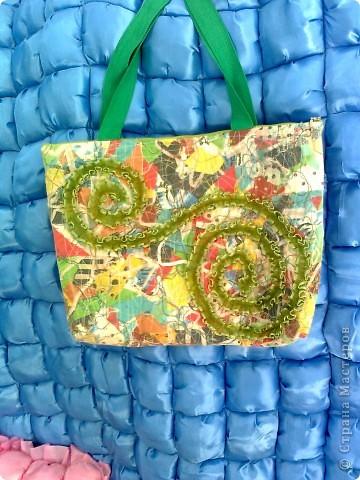 сумки из лоскутков фото 1