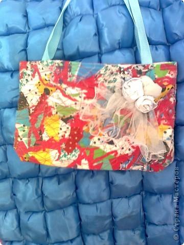 сумки из лоскутков фото 3