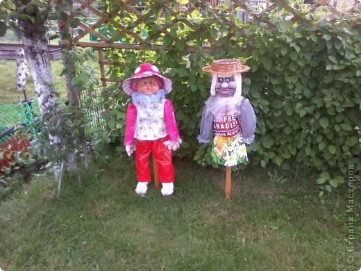 ну вот и выехала наша дама в огород,ростиком она 180. фото 3