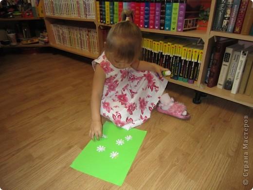 На полу работать удобнее. фото 5