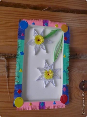 вот такой подарок у меня получился,спасибо MaryBond и её МК http://stranamasterov.ru/node/43704  фото 1