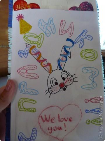 вот такой подарок у меня получился,спасибо MaryBond и её МК http://stranamasterov.ru/node/43704  фото 2