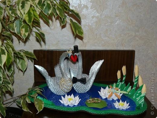 Подарок на серебряную свадьбу брата.  Создавался по работам жителей Страны Мастеров. фото 1