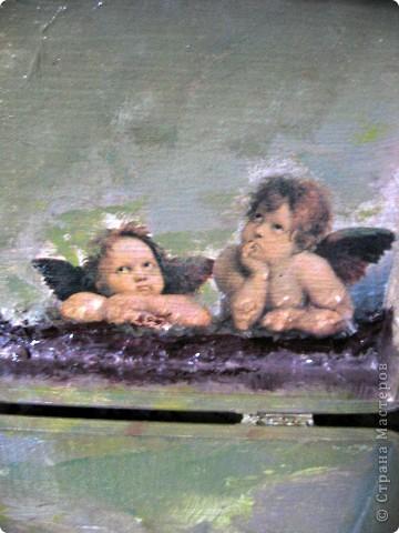 Ангелы Рафаэля, или декупаж дубль 3 фото 5