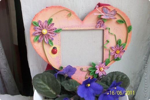 Рамочка Сердце фото 4