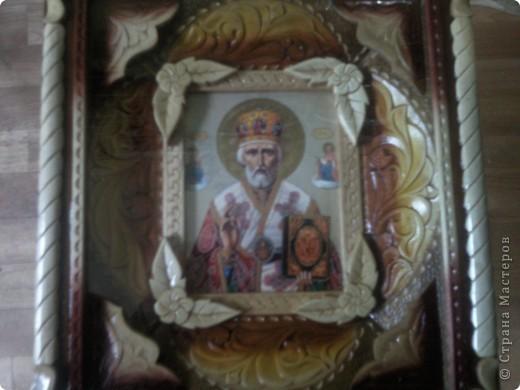 Икона Св. Николая