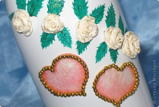 Бутылочки свадебные фото 4