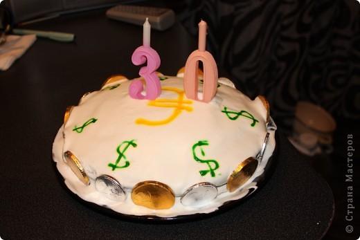 Вот тортик ) фото 1