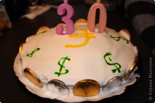 Вот тортик ) фото 2