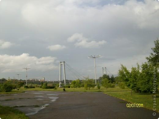 доброго времени суток тем, кто заглянул на мою страничку! прогуляемся? хочу познакомить вас с замечательным местом в г. Красноярске - набережной и вантовым мостом через р. Енисей. фото 2