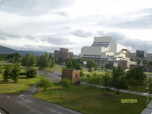 доброго времени суток тем, кто заглянул на мою страничку! прогуляемся? хочу познакомить вас с замечательным местом в г. Красноярске - набережной и вантовым мостом через р. Енисей. фото 7