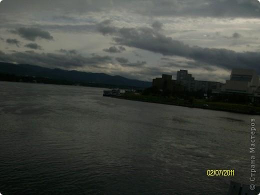 доброго времени суток тем, кто заглянул на мою страничку! прогуляемся? хочу познакомить вас с замечательным местом в г. Красноярске - набережной и вантовым мостом через р. Енисей. фото 9