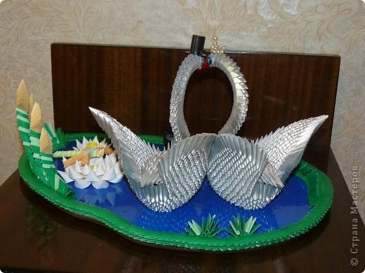 Подарок на серебряную свадьбу брата.  Создавался по работам жителей Страны Мастеров. фото 2